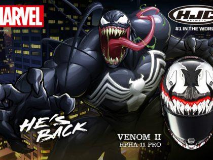 ¡Venom Volvió, y esta vez para quedarse!