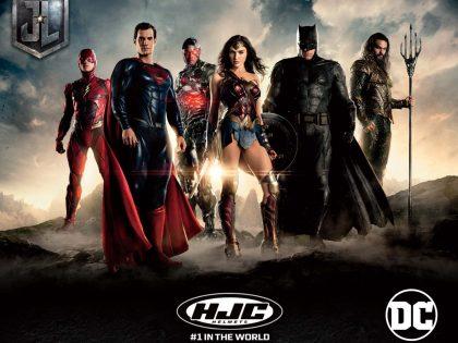 CASCOS DE MOTO DC COMICS DE HJC